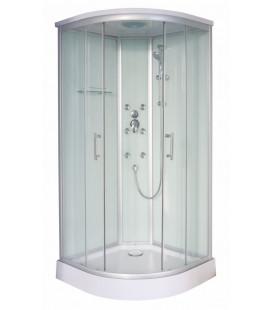 Masážní sprchový kout CL88 Rumba 90x90x215