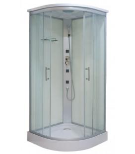 Masážní sprchový kout CL03 Tango 90x90x210
