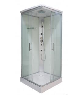 Masážní sprchový kout CL05 Twist 1 80x80x210