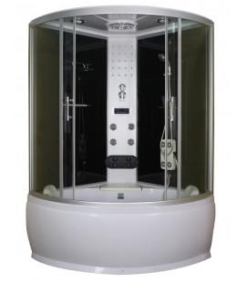 Masážní sprchový box s vanou TR25 130x130x228